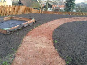 Sportoviště, Veřejná zeleň - jplcz.com - Realizace pro mateřskou školku, dřevěné domečky, prolézačky a skluzavky
