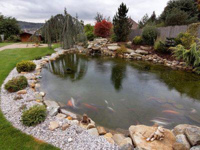 Jezírka, Zahrady - jplcz.com - Kompletní realizace zahrady na klíč