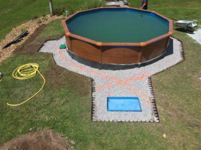 Zahrady - jplcz.com - Montáž bazénu