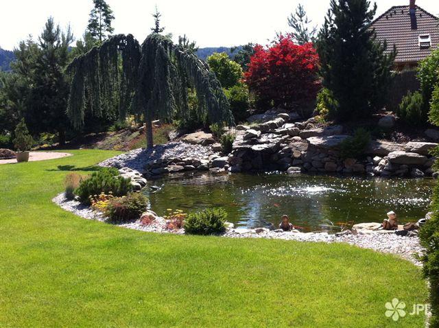 Jezírka - jplcz.com - Okrasné zahradní jezírko