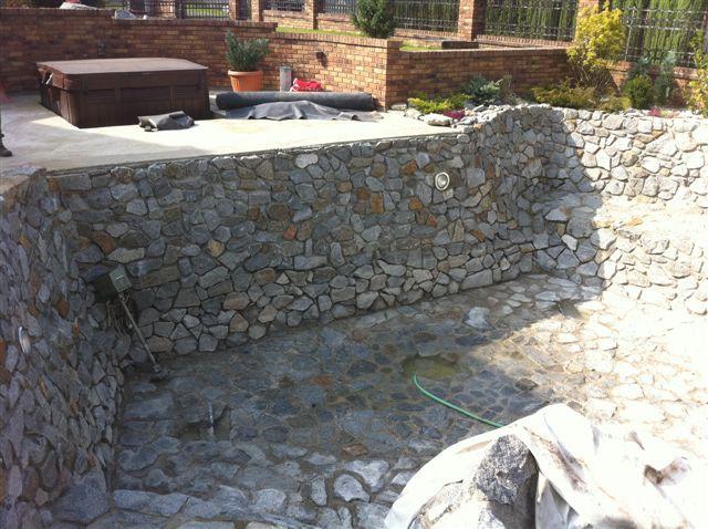 Jezírka - jplcz.com - Výstavba zahradního jezírka