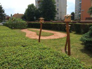 Sportoviště, Veřejná zeleň - jplcz.com - Mateřská školka