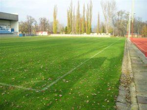 Sportoviště - jplcz.com - Instalace závlahového systému na fotbalové hřiště