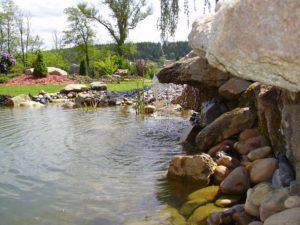 Jezírka - jplcz.com - Zahradní jezírka