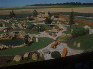 Sportoviště - jplcz.com - Realizace hřiště na minigolf