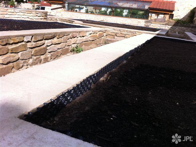 Zahrady, Závlahové systémy - jplcz.com - Bio zahrada