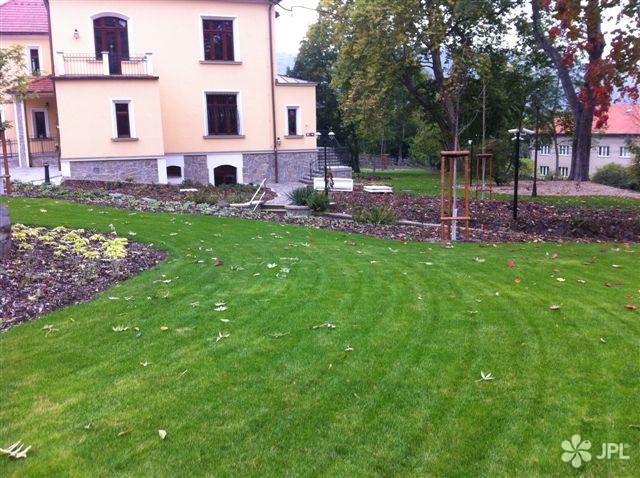 Travní koberce, Zahrady, Závlahové systémy - jplcz.com - Závlahový systém Hunter