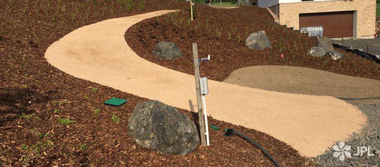 Travní koberce, Zahrady, Závlahové systémy - jplcz.com - Realizace zahrady, výsadba rostlin a keřů, položení travních koberců